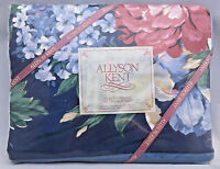 Twin Flat Sheet, Floral, Bed, Shabby Chic
