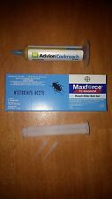 1 Maxforce FC Magnum & 1 Tube Advion Roach Control Bait Gel Kill German American