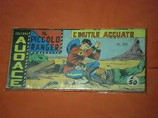 PICCOLO RANGER 6°SERIE N°50 DEL 1966- STRISCIA -COLLANA AUDACE -araldo +altre