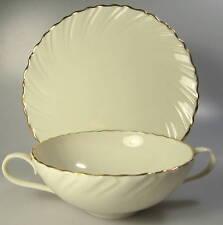 Lenox Laurent Cream Soup Bowl & Underplate