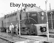 "Pennsylvania Railroad RF-16 # 2005  8"" x 10"" Photo"
