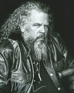 GFA Sons of Anarchy MARK BOONE JR Signed 8x10 Photo M1 PROOF COA