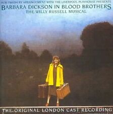 Barbara Dickson Blood Brothers Original London Musical Cast Recording on CD
