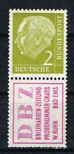 BRD Heuss ZDR S13 postfrisch