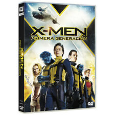 PELICULA DVD X-MEN PRIMERA GENERACION PRECINTADA