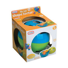 Fun Time Shape Sorter Ball 028503003052 Multicoloured by Funtime