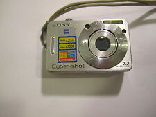 sony cybershot camera    w70      a1.09