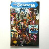 X OF SWORDS: CREATION #1 Walmart Exclusive Variant SEALED Marvel 3 Pack X-Men