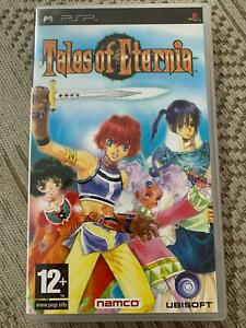 Tales Of Eternia Sony PSP Game