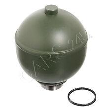 SWAG Front Pneumatic Suspension Sphere Fits CITROEN Bx Cx Xantia Xm 5437354
