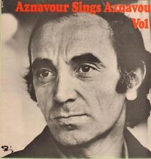 Charles Aznavour(Vinyl LP)Aznavour Sings Vol.3-Barclay-80472-65-1972-VG/VG+