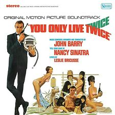JOHN BARRY/OST -JAMES BOND: YOU ONLY LIVE TWICE (LIMITED EDITION)  VINYL LP NEUF