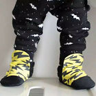 Batman Bébé Garçons Filles Pantalon Harem Sarouel Enfant Tout-petit Bas Molleton