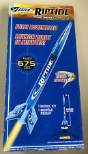 "Estes Riptide Model Rocket Launch Set - Ready to Fire - 18"" tall"