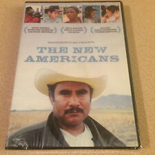 The New Americans - Facets Label Dvd 2 Disc Set New Rare Sealed Out Of Print