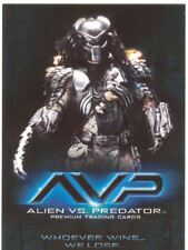 Alien V Predator Promo Card AVP-SD2004