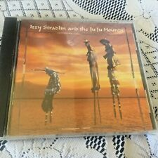 IZZY STRADLIN and THE JU JU HOUNDS 1999 GEFFIN CD EXCELLENT LN