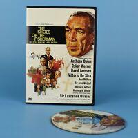 The Shoes of the Fisherman DVD - 1968 - GUARANTEED - Bilingual