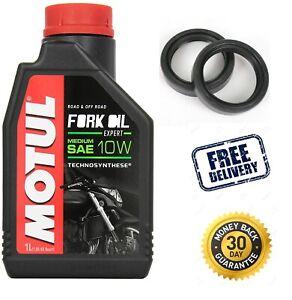 MOTUL Fork Oil and Seals Kit 31 43 10.5 for Lexmoto Venom EFI SK125-22-E4