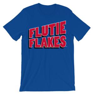 NWT Flutie Flakes 1998 Buffalo Bills Cereal Vintage Logo Funny NFL T-Shirt S-4XL