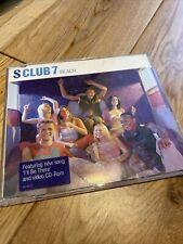 S Club 7 - Reach - CD Single (2000, Universal/Polydor)