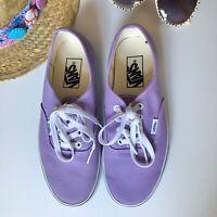 Vans Shoes 8 Women's Shoes Casual Purple Bright Skate Walking Canvas Men's US 6