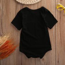 Newborn Baby Cute Cotton Romper Infant Boy Girl Jumpsuit Kids Clothes Outfit