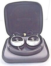 Bose Triport OE On Ear Headphones, Black With Case  T1-1E