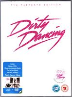 DIRTY DANCING BLU RAY + 2 DVD'S + 28 PAGE BOOKLET REG B (AUS)  NEW & SEALED!