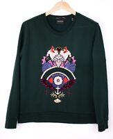 Maison Scotch Herren Freizeit Pullover Sweatshirt Größe XL ARZ590