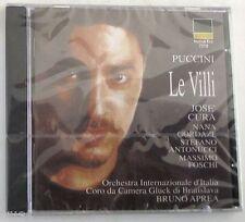 G. Puccini - LE VILLI - CURA / GORDAZE - APREA - CD Sigillato