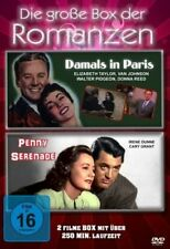 ROMANCES Classic Box CARY GRANT Donna Reed ELIZABETH TAYLOR Irene Dunne DVD