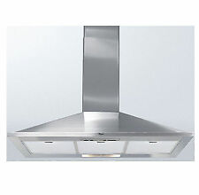 Whirlpool AKR590UKIX 90cm Stainless Steel Cooker Chimney Hood - 2 Year Guarantee
