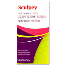 Sculpey Studio Texture Makers - Swirls