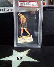 1928 Jaime Boix Barcelona Chocolates Die-Cut Boxing Hilario Martinez PSA 5