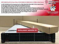 HPE DL380 Gen10 2x Xeon-Silver 4114 320GB 2x 300GB SAS 1x P408i-a Rack Server