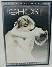 GHOST DVD Special Collector's Widescreen Pre-Owned Free Shipping No Damage Case