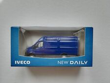 MODELLINO ELIGOR IVECO 1/87 NEW DAILY DC COMICS SUPERMAN THIS IS A JOB FOR NUOVO