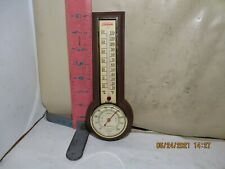 SUNBEAM THERMOMETER/HUMIDITY METER - NO DAMAGE! MADE IN USA!