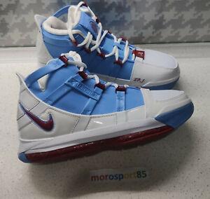 Nike Zoom LeBron 3 QS Houston All-Star Oilers  9,5us 43 8,5uk