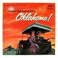 "Rodgers & Hammerstein – Oklahoma!  12"" Vinyl LP LCT 6100 FREE UK P&P"
