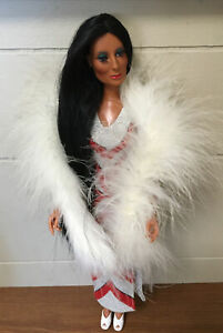 CHER RADIANT Bob Mackie Vintage Doll Fashion 1976 Mego Tagged Outfit COMPLETE