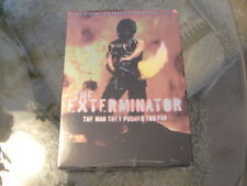 VINTAGE DVD....THE EXTERMINATOR.......NEW...RARE....OOP....NEW....SEALED...