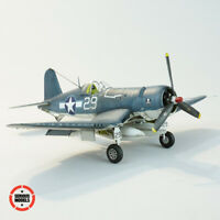 Pro Built Vought F4U-1A Corsair 1/48 scale model