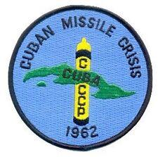 Cuban Missile Crisis CCCP Cuba 1962 Military Patch