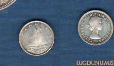 Canada - 10 Cents 1964 Elizabeth II Argent Silver Qualité TTB - SUP - Canada