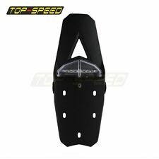 Universal Motorcycle Rear Fender LED Stop Tail Light Lamp Dirt Bike Motocross