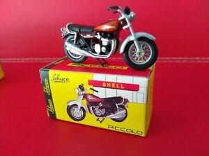 SCHUCO Piccolo Kawasaki Z1 Jaffa Mint in original box. Amazing quality