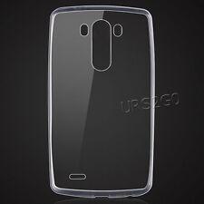 For Net10 LG G3 4G LTE Phone Clear Skin TPU Full Body Protective TPU Cover Case
