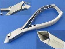 Extra Lange Große Nagelzange Kopfschneider 16 cm mit Nagelfeile aus Solingen